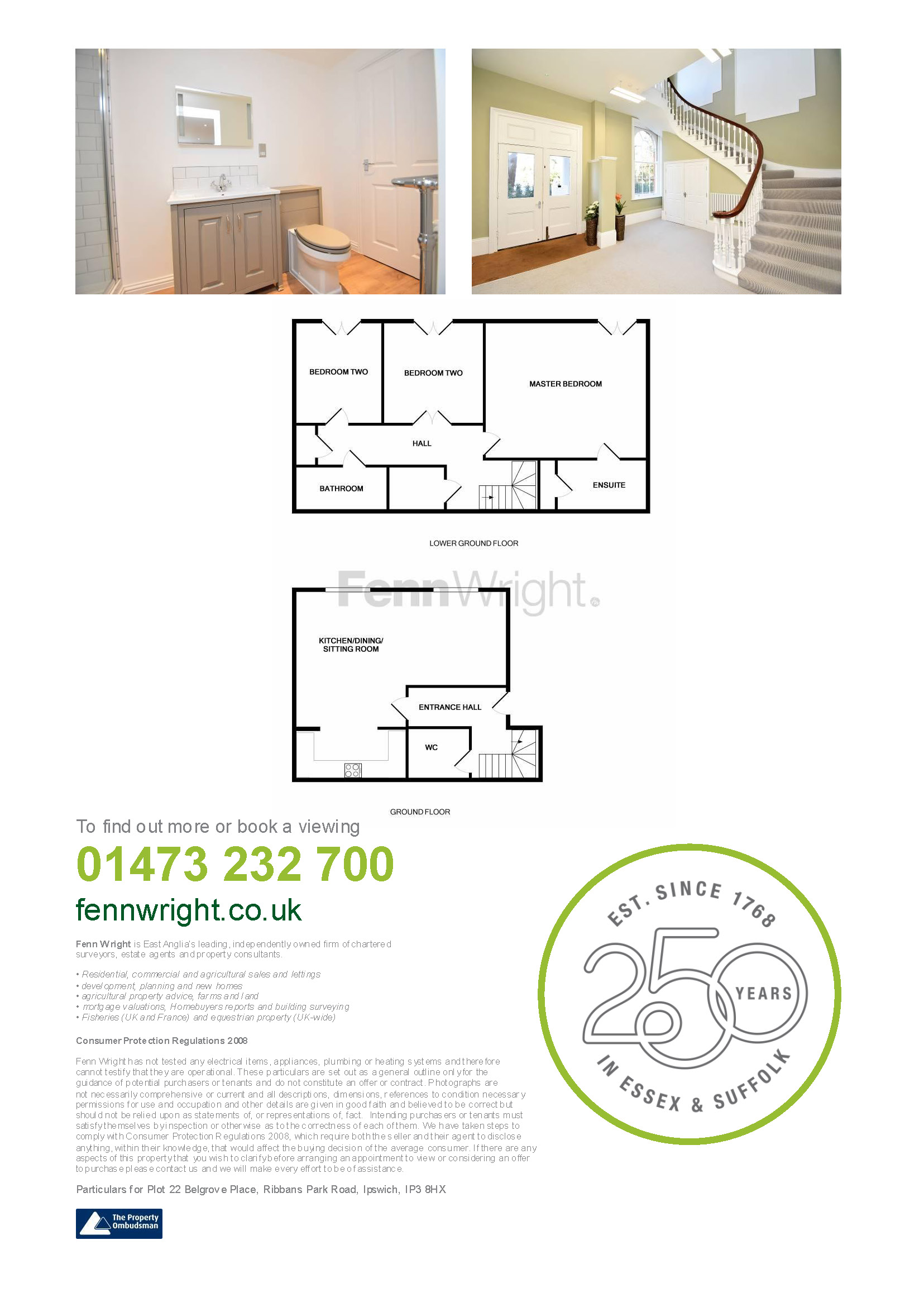 Plot 22 Belgrove Place Page 4